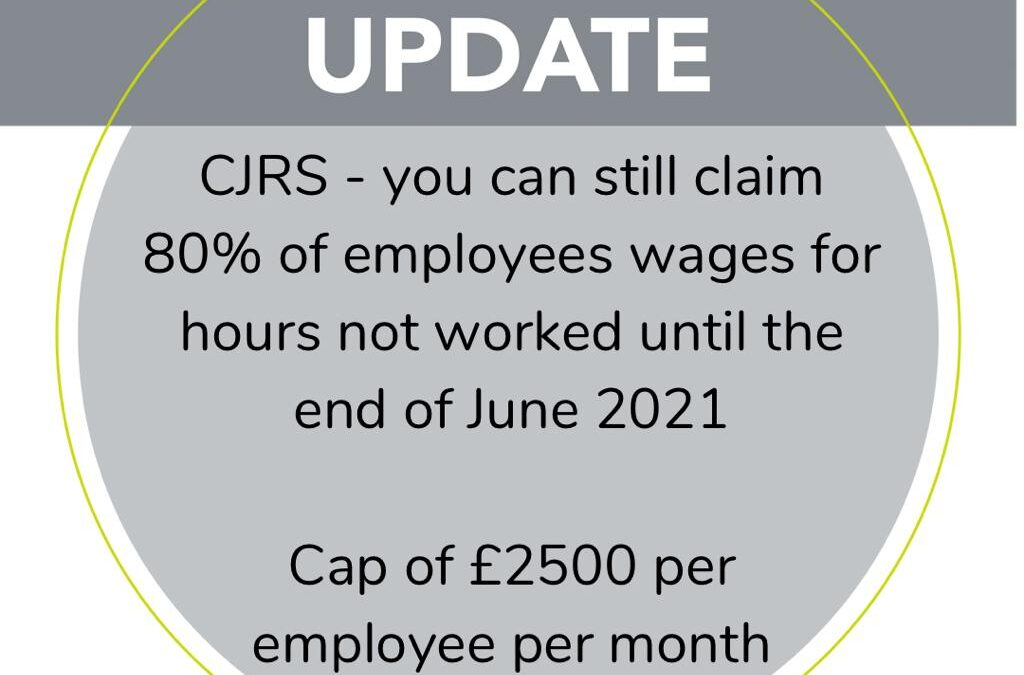 Changes to the CJRS from July 2021